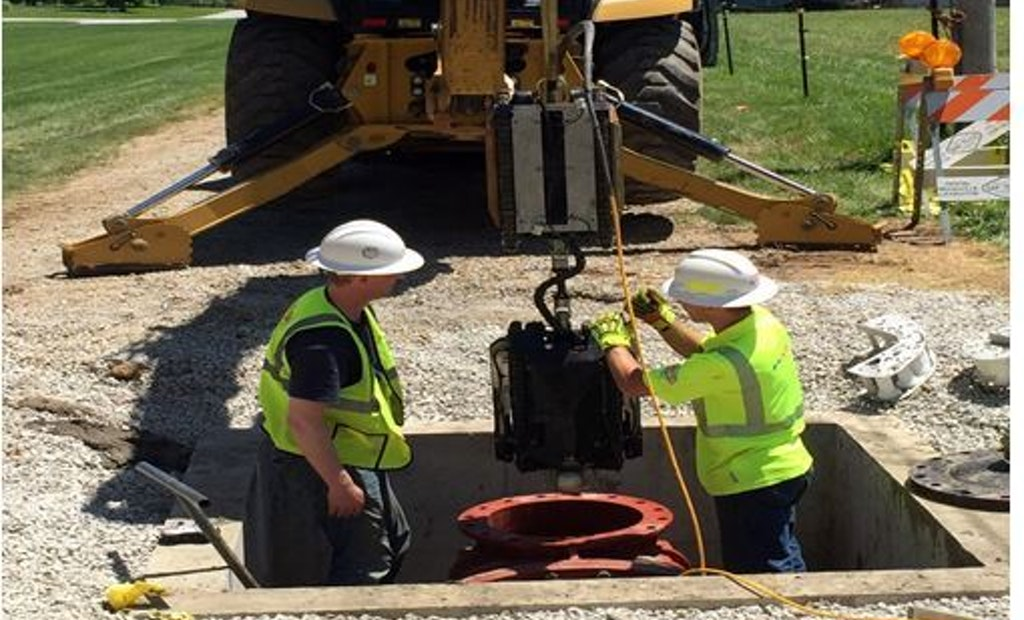 Technology Assists Louisville Water with Pipeline Condition Assessment and GIS Mapping