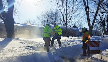 Wild February Weather Takes Toll On Madison, Wisconsin's Water Mains