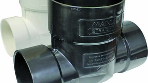 Valves - Mainline Backflow Products Straight-Fit Backwater Valve