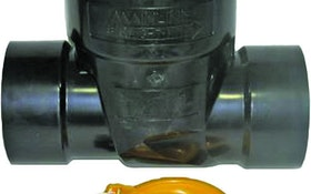 Valves - Mainline Backflow Products STRAIGHT-FIT