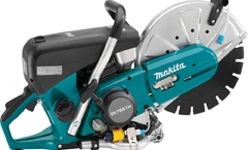 Four-Stroke Power Cutter Eliminates Improper Mixing