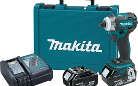 Makita 18V Brushless Impact Driver Offers More Features