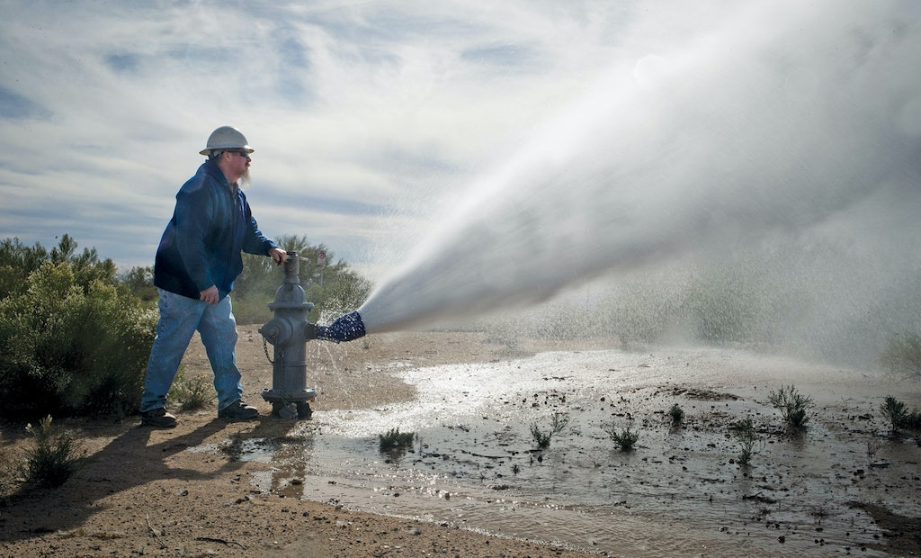 Marana Builds Water System Reliability
