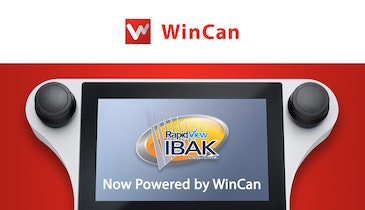 IBAK BP 100: Powered by WinCan