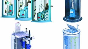 Lift Stations - Master Pumps & Power EPS system lift stations