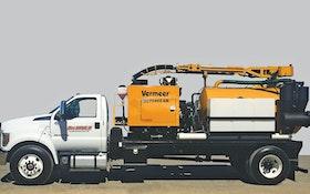 McLaughlin ECO75 and VX75 vacuum excavators