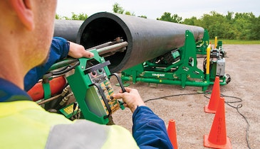 Loading System Adds Precision to Pipe Fusion Process