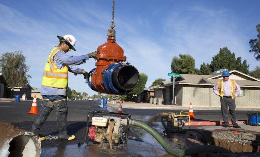 Arizona, Nevada Receive $44 Million to Improve Water Quality