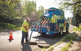 LA Sewer Crews Work Around The Clock