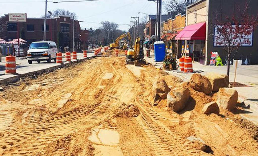 Major Wisconsin Project Uncovers Century-Old Water Main