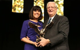 Mr. Rooter president recognized for leadership in franchising industry