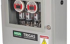 Electronic Leak Detection - MSA Safety TriGas Monitoring System