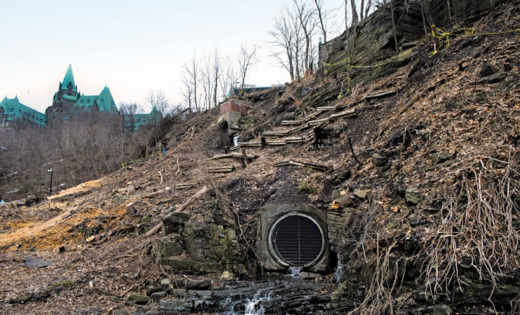 Ottawa Guards Against Sewer Overflows