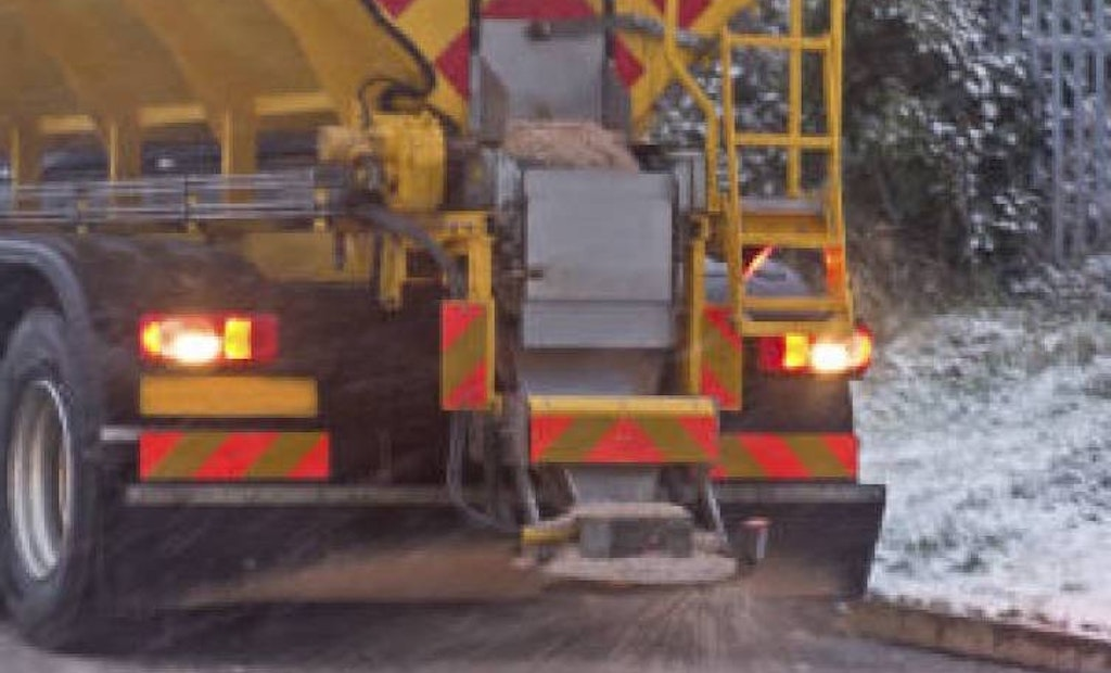 Road Salt Infiltrates Drinking Water Supplies