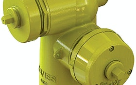 Mueller Water Products Jones hydrant