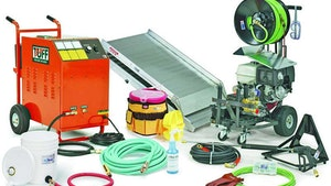 Truck/Trailer/Portable Jetters - Hot-water cleaning package