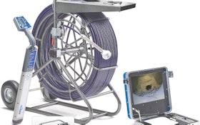 Mainline TV Camera Systems - MyTana PGR400 Municipal Inspection System