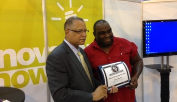 Operator Wins New Orleans Employee of the Year Award at WEFTEC