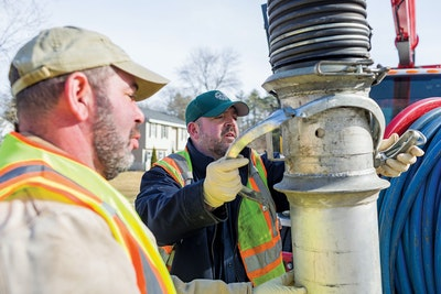 Small Utility Keeps Up with Big Cities