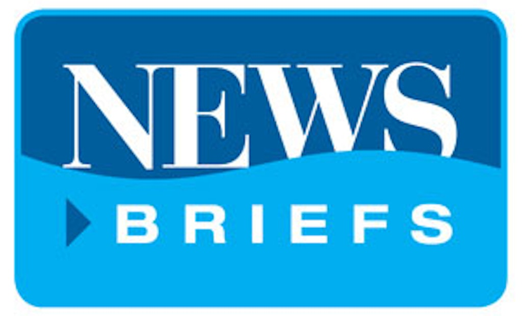 News Briefs: It's Water Week 2015