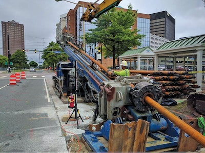 Utility Goes Trenchless to Protect Landmark
