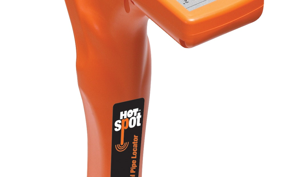 New Gen-Eye Hot-Spot Pipe Locator Makes Locating Easy