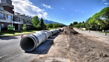Oldcastle Precast Expands Reinforced Concrete Pipe Availability