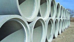 Oldcastle reinforced concrete pipe