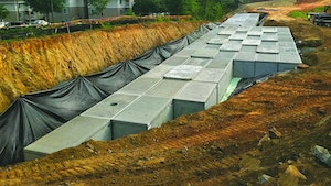 Stormwater Management - Oldcastle Stormwater Solutions StormCapture