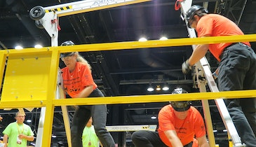 WEFTEC Competition Pits Operators in Battle of Wit, Braun and Expertise