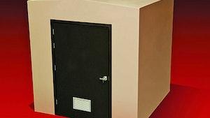 Lift Stations - Orenco Composites DuraFiber Shelter