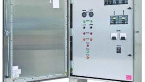 Flow Control/Monitoring Equipment - Corrosion-resistant OLS control panel