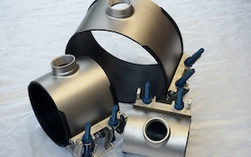 Total Piping Solutions Introduces New Waterworks Service Saddle
