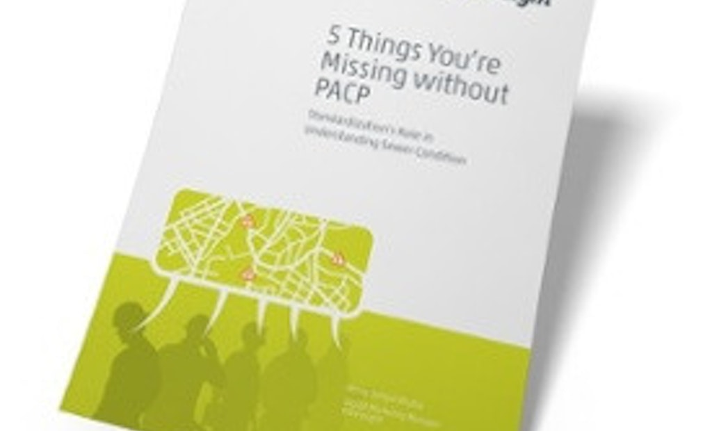 Inspect Smarter with PACP