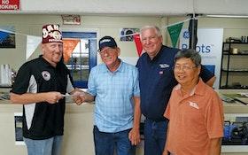 Pat's Pump & Blower charity golf tournament