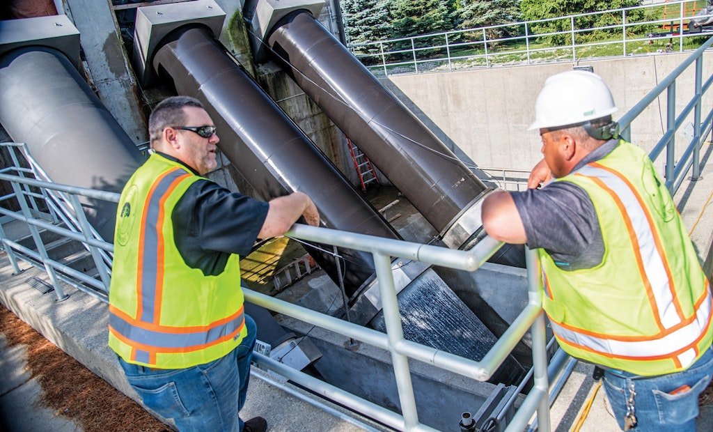 Taking Control of Utility Operations