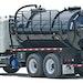 Industrial Vacuum Trucks - PCI Manufacturing Solutions bobtail