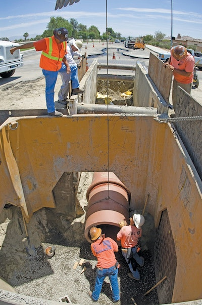 Creative Management Plan Ensures District's Water for the Future