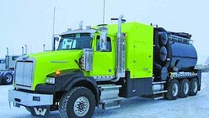 Hydroexcavation Equipment and Supplies - Petrofield Industries Tornado F4 Slope