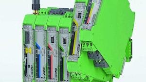 Flow Control/Monitoring Equipment - Wireless communication platform