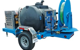 Jetters - Truck or Trailer - PipeHunter 400-Gallon Single-Axle