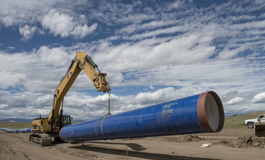 Planning, Partnerships Make 50-mile Water Pipeline Successful