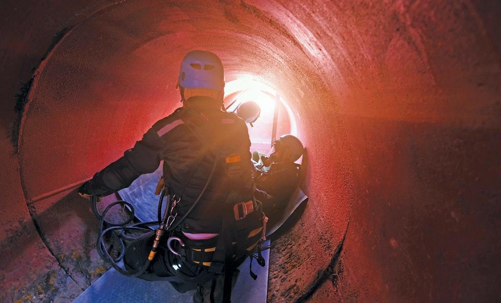 Better Underground Communication Technology