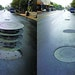 Plate Locks polypropylene manhole cover