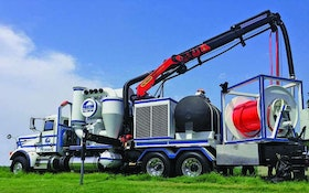 Jet/Vac Combination Trucks/Trailers - Polston Applied Technologies PAT 360-HD