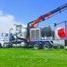 Polston multipurpose cleaning truck