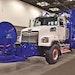 Vacuum Truck Works at Maximum Depth