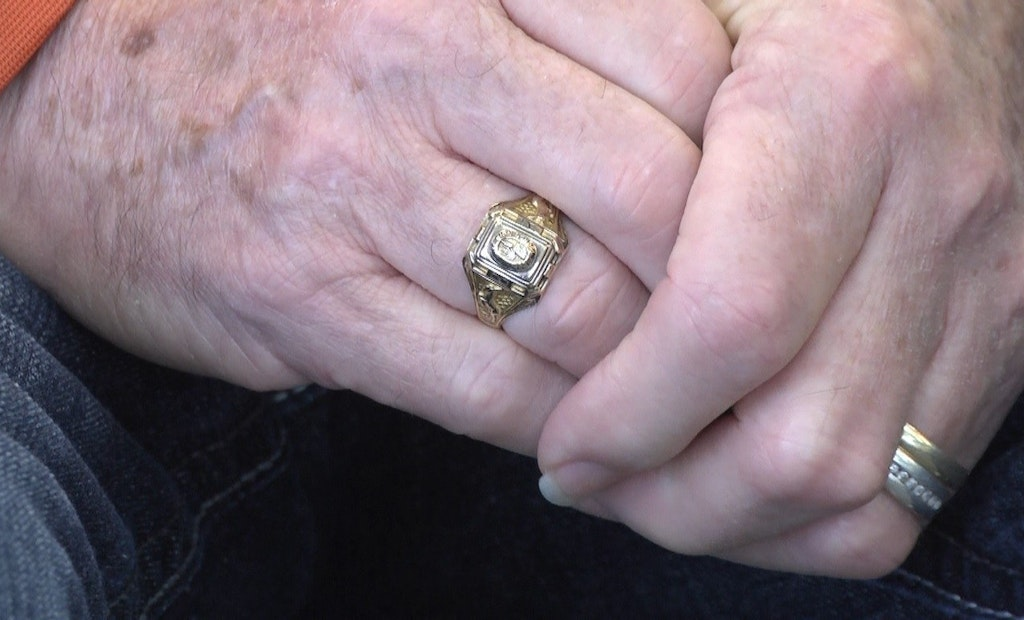 Class Ring, Found in Sewer, Returned After 54 Years