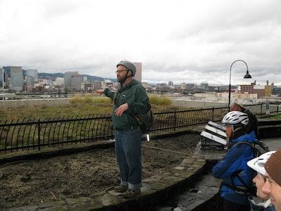 Portland Rain Garden and Swales Bike Tour