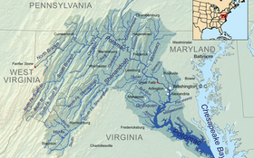 Federal Funds Aimed at Protecting the Potomac Watershed